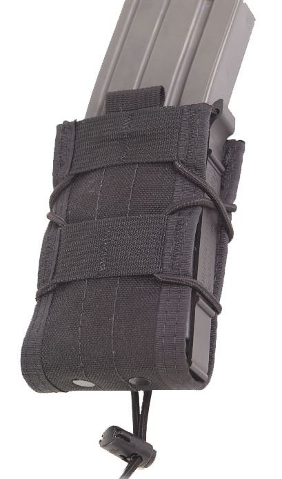 High Speed Gear 11TA00BK Taco - MOLLE - Black