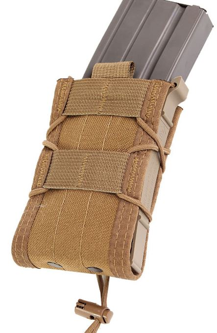 High Speed Gear 11TA00CB Taco - MOLLE - Brown