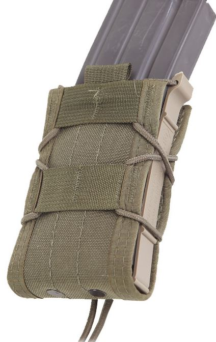 High Speed Gear 11TA00OD Taco - MOLLE - Olive Drab