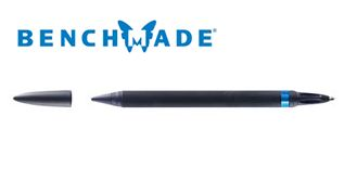 Benchmade 1200-3 Series Pen Blk Body - Blue Ink (Online Only)