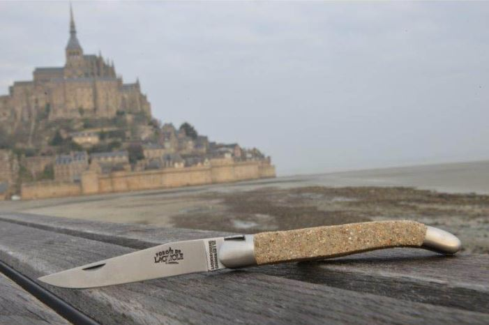 Forge de Laguiole 1211 Sands of Mont St Michel 11cm
