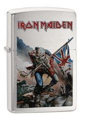 Zippo 12327 Iron Maiden - The Trooper