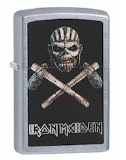 Zippo 12329 Iron Maiden - Book of Souls