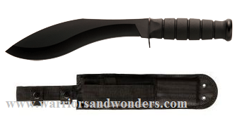 Ka-Bar 1280 U.S. Made Combat Kukri, 1095 Steel