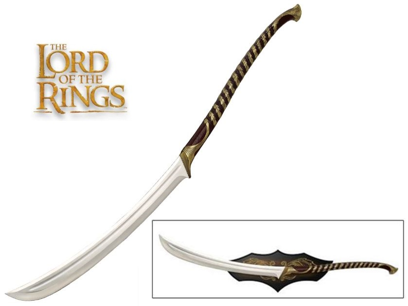 United LOTR UC1373 High Elven Warrior Sword (Online Only)