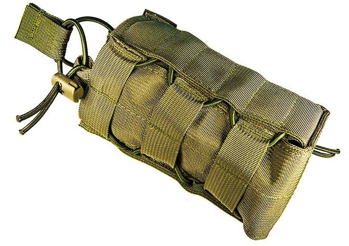 High Speed Gear 13AT00OD Soft Taco - Belt Mount - Olive Drab