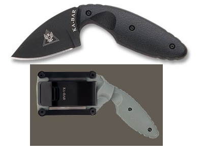 Ka-Bar 1480 TDI Law Enforcement Plain Edge