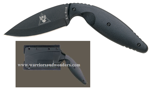 Ka-Bar 1482 TDI Law Enforcement Plain Edge (Online Only)
