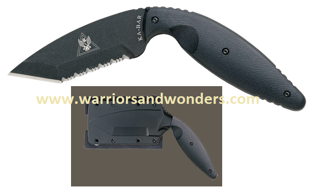 Ka-Bar 1485 TDI Law Enforcement Tanto Hard Sheath (Online Only)
