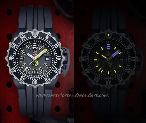 Luminox Sea A.1525 Deep Dive Special Series