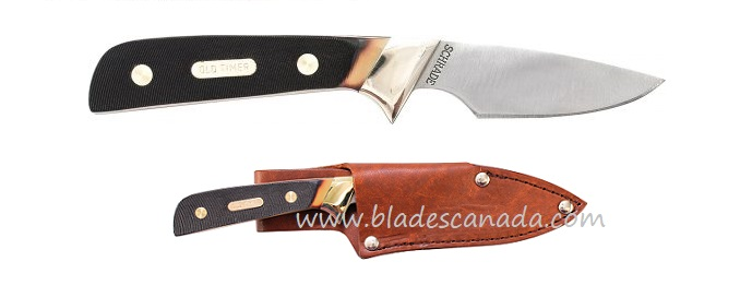 Old Timer 156OT Lil' Finger w/ Leather Sheath (Online Only)