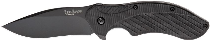 Kershaw 1605CKT Clash Black Assisted Opening (Online Only)