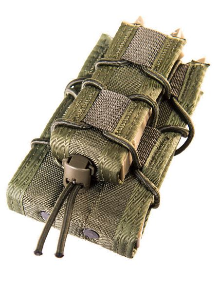 High Speed Gear 17DD00OD Double Decker LT MOLLE - Olive Drab