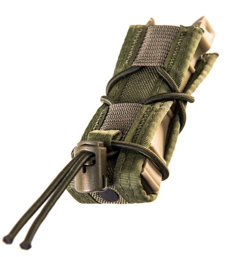 High Speed Gear 17PT00OD Pistol Taco LT MOLLE - Olive Drab