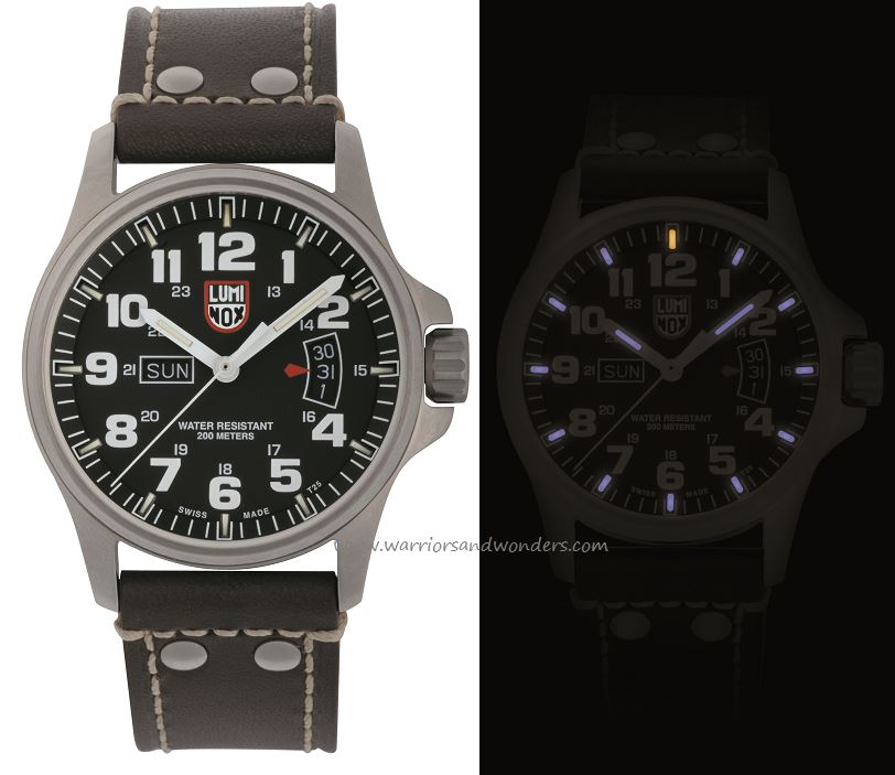 Luminox Land A.1828 Field Day Date Series