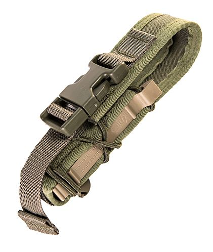 High Speed Gear 18PTC0OD Pistol Taco w/Cover MOLLE - Olive Drab