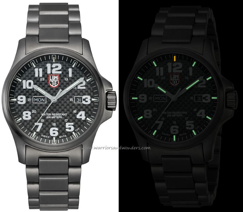 Luminox Land A.1922 Atacama Field Day Date Series