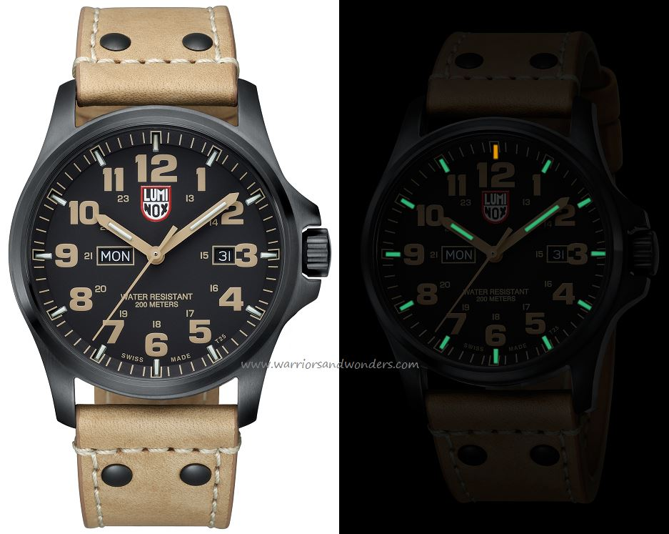 Luminox Land A.1925 Atacama Field Day Date Series