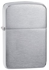 Zippo 11033 Replica - Brushed Chrome