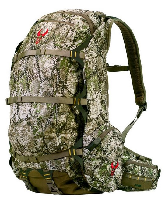 Badlands 2200 Pack - Approach