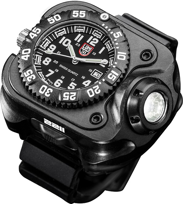 SureFire 2211 Luminox WristLight - 300 Lumens (Online Only)