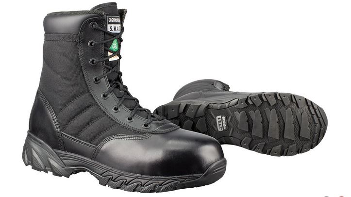 "Original SWAT 225001 Classic 9"" CSA Boot"