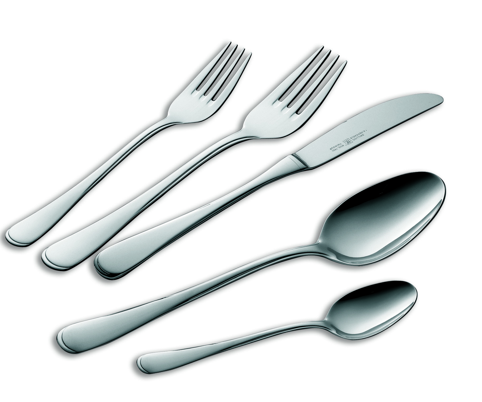 Zwilling J A Henckels Jessica 20-Piece Flatware Set