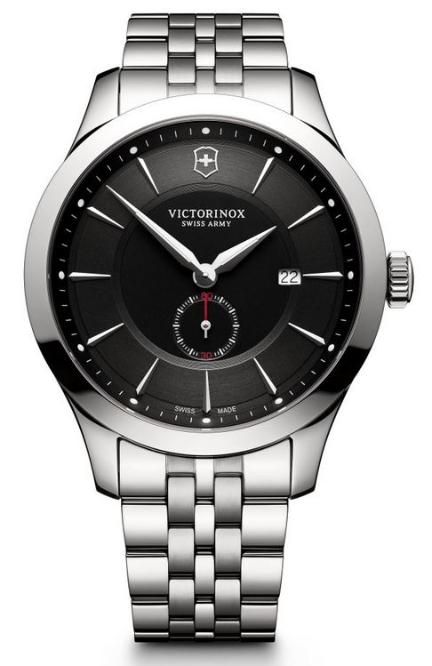 Victorinox Alliance SS Bracelet - Black