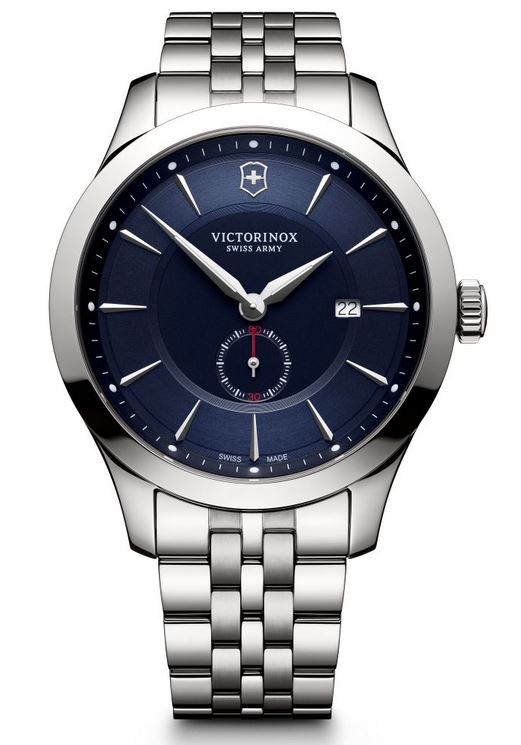 Victorinox Alliance SS Bracelet - Blue