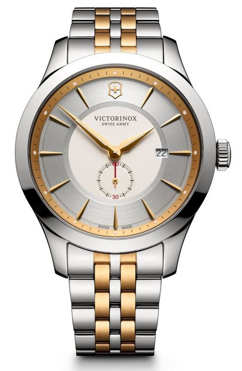 Victorinox Alliance SS Bracelet - Gold