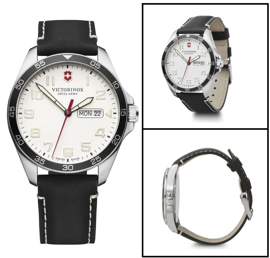 Victorinox Fieldforce White Dial 42mm 241847