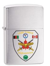 Zippo 26695 Canadian Forces Afghanistan - Limited Edition
