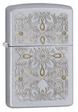 Zippo 28457 - Floral Gold