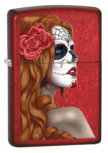 Zippo 28830 Day of the Dead Mask