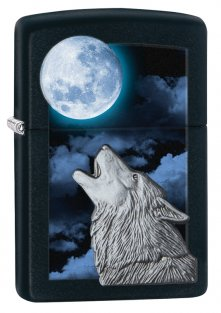 Zippo 28879 - Howling Wolf
