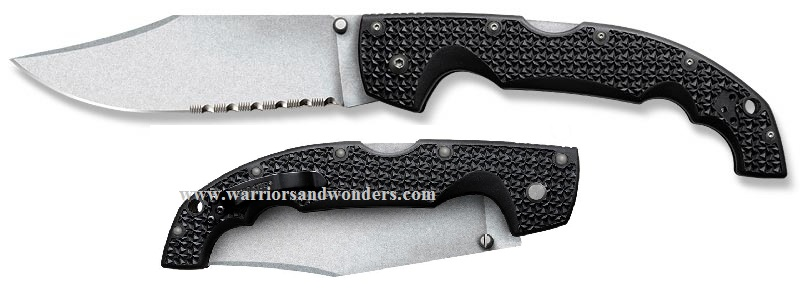 "Cold Steel 29TXCH 5.5"" Voyager X-Large Clip Point (Online Only)"