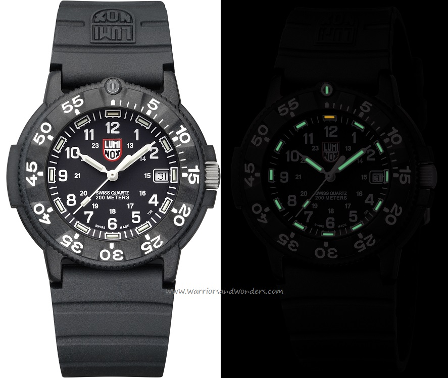 Luminox Sea A.3001 Original Navy Seal Series