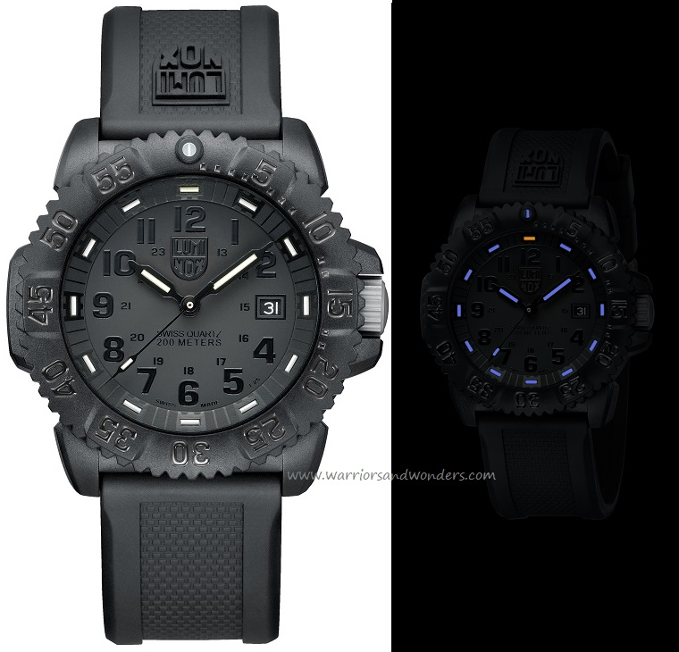 Luminox Sea A.3051.BO Navy Seal Colormark Series