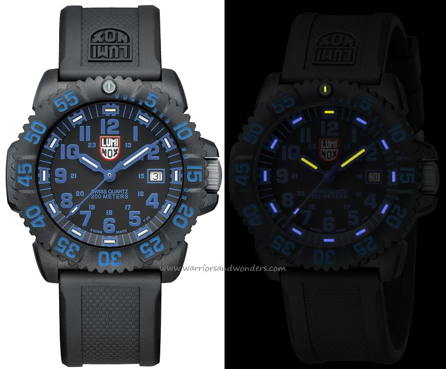 Luminox Sea A.3053 Navy Seal Colormark Series