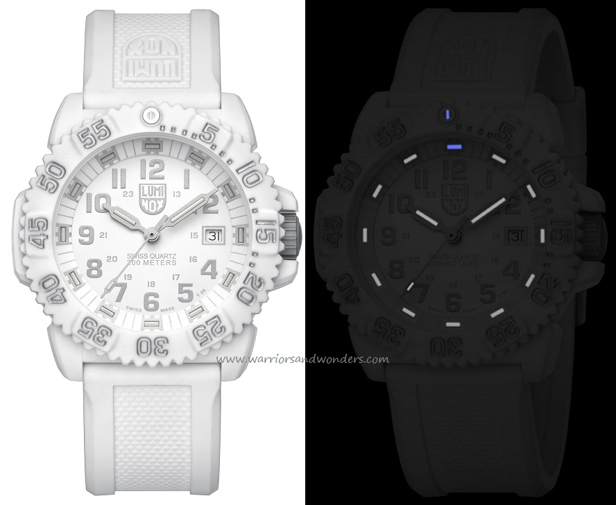 Luminox Sea A.3057.WO Navy Seal Colormark Series