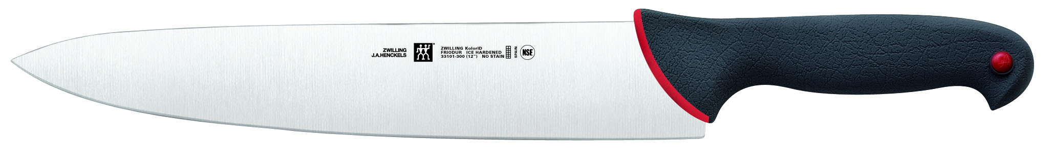 "Zwilling J A Henckels KolorID 12"" Chef's Knife"