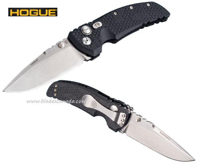 "Hogue 34177 EX-01 Drop Point 3.5"" 154CM, G10 (Online Only)"