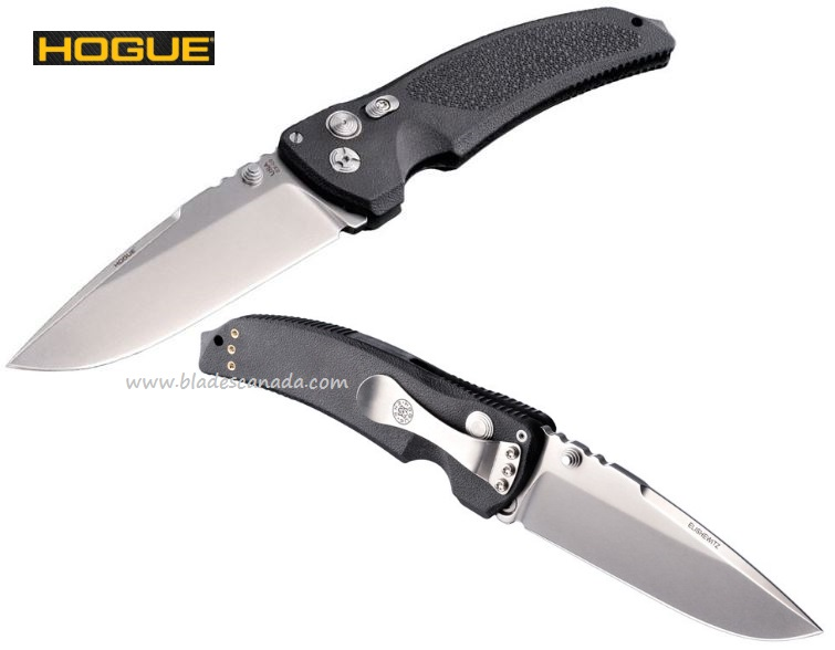 "Hogue 34350 EX-03 Drop Point 4"" Folder 154CM (Online Only)"
