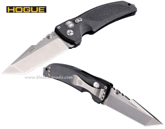 "Hogue 34360 EX-03 Medium 3.5"" Tanto Blade 154CM"