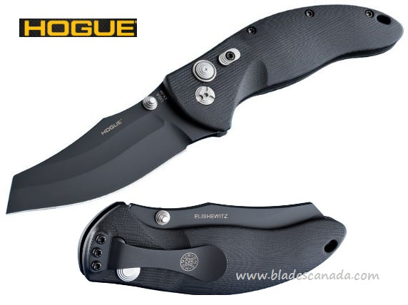 "Hogue 34460 EX-04 Wharncliffe 3.5"" Folder 154CM (Online Only)"