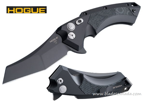 "Hogue 34549 X5 Wharncliffe 4"" Flipper 154CM (Online Only)"