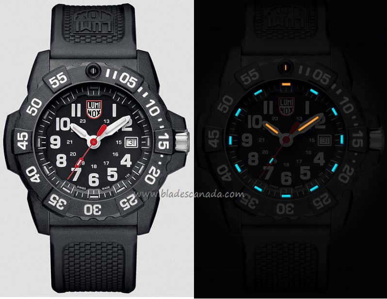 Luminox A.3501 Navy Seal Series PC Carbon