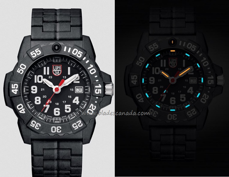 Luminox A.3502 Navy Seal Series PC Carbon