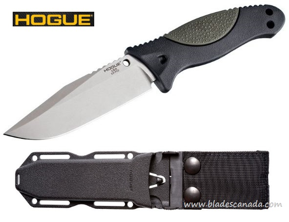 Hogue 35271 EX-F02 Clip Point Fixed Blade 154CM (Online Only)