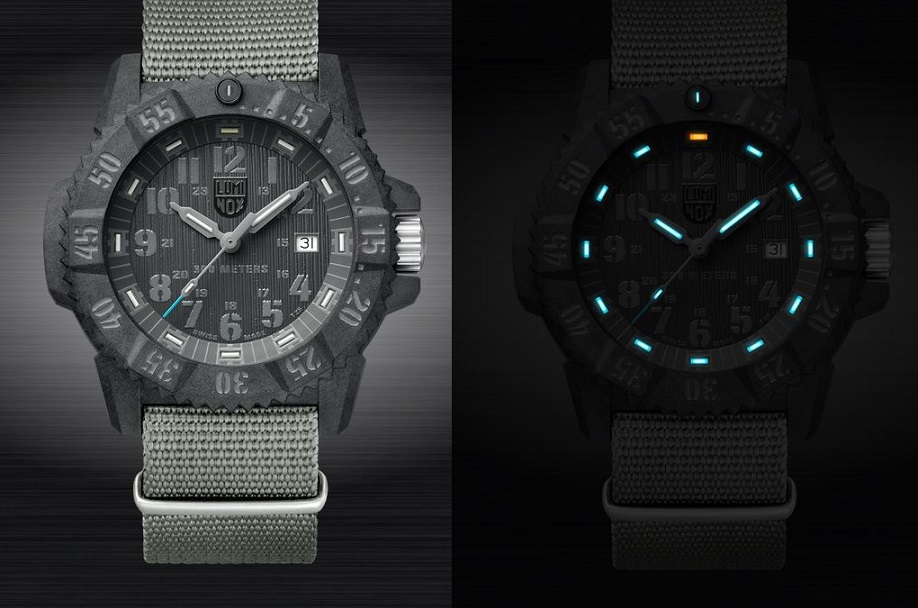 Luminox 3802.GO.SET Master Carbon Limited Edition